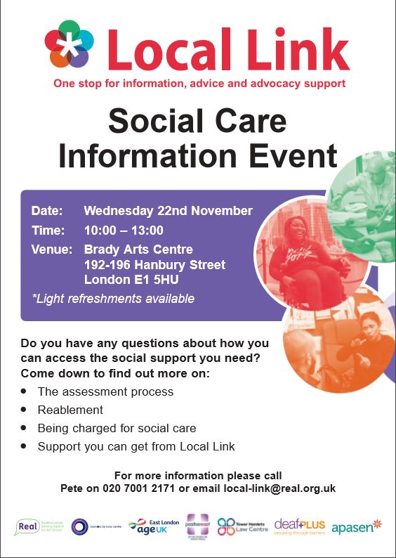 Social care Information Event